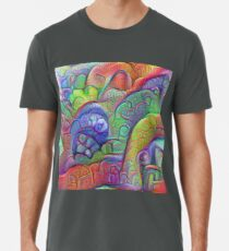 #DeepDream abstraction Premium T-Shirt