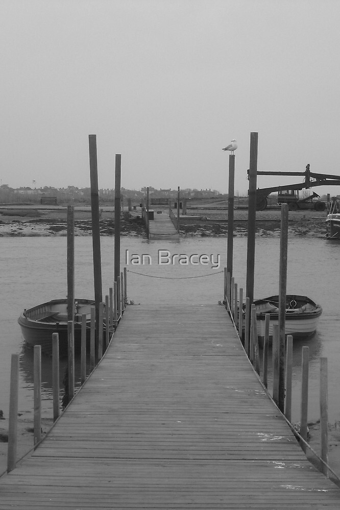 The Ferry, Southwold by Ian Bracey