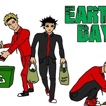 Earth Day by OKdoodle