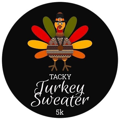 Tacky Turkey Sweater 5k by graceeu