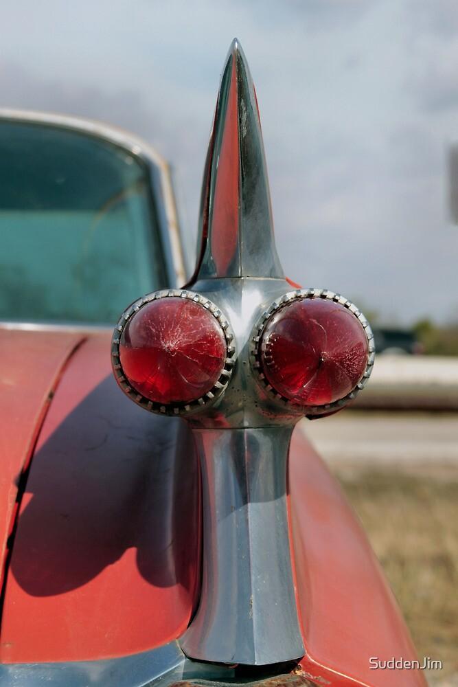 1959 Cadillac Fins by SuddenJim
