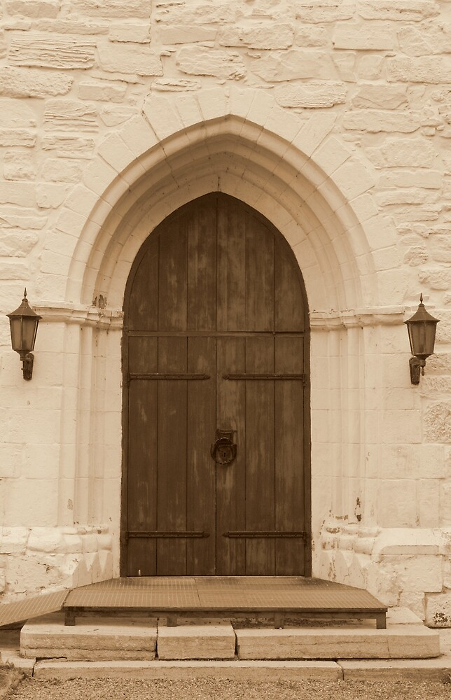 Holy Doors by AmyKippernes