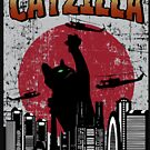 Catzilla by TheFlying6
