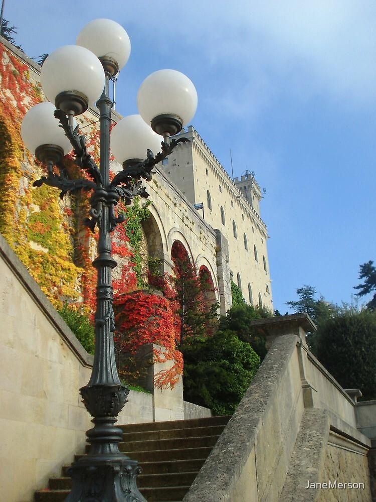 San Marino by JaneMerson