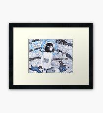 Shaman IV Framed Print
