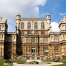 Wollaton Hall:  Nottinghamshire by LazloWoodbine