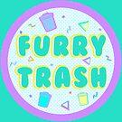 Furry Trash by Christina Cavadias