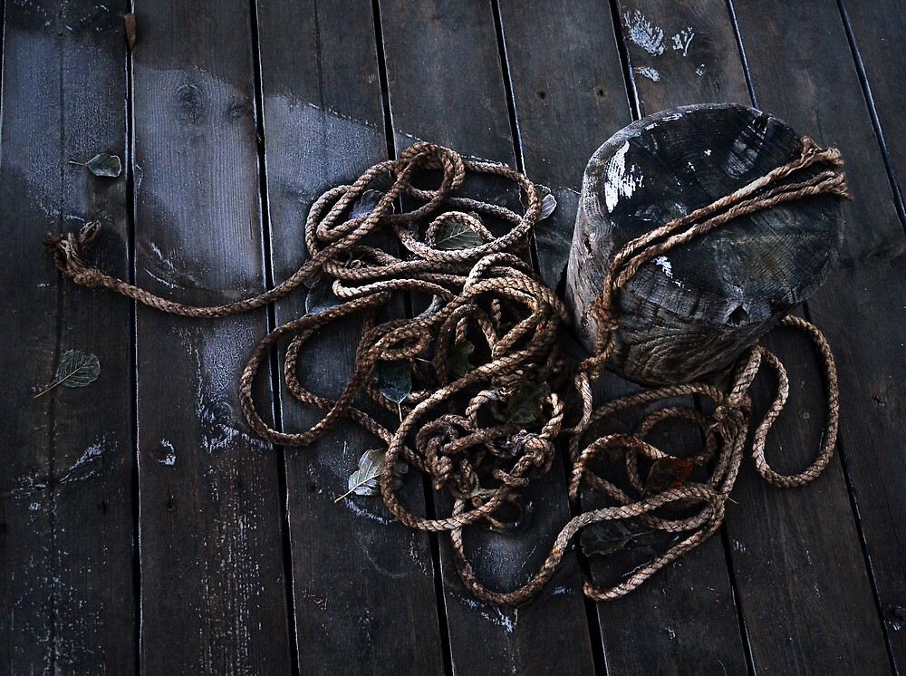 Rope by Toni Holopainen