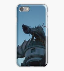 Gringotts Dragon iPhone Case/Skin