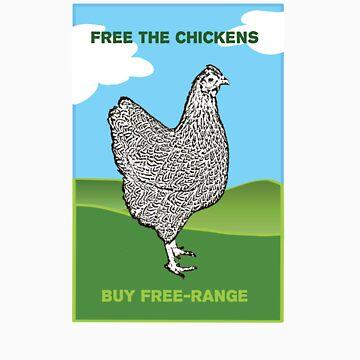 Free Rangin' by KKPeanut