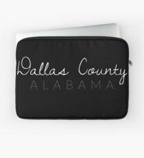 Dallas County, Alabama Laptop Sleeve