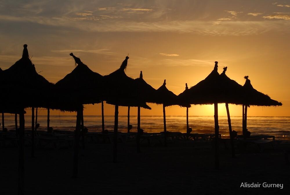 Tunisian Sunrise by Alisdair Gurney