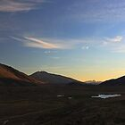 Dawn at Lake Sedgemere by Duncan Cunningham