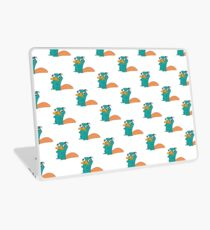 Perry The Platypus Laptop Skin
