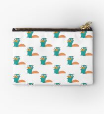 Perry The Platypus Studio Pouch