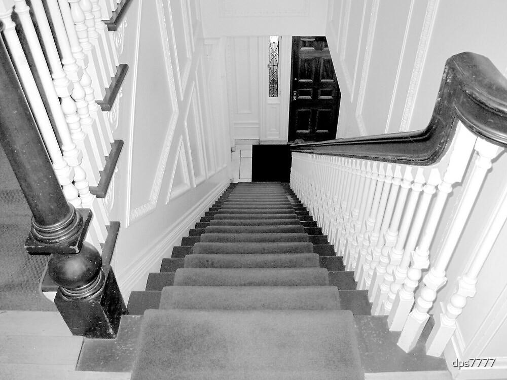 Upstairs-Downstairs by David Schroeder