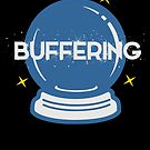 Crystal Ball Buffering Fortune Telling von mjacobp