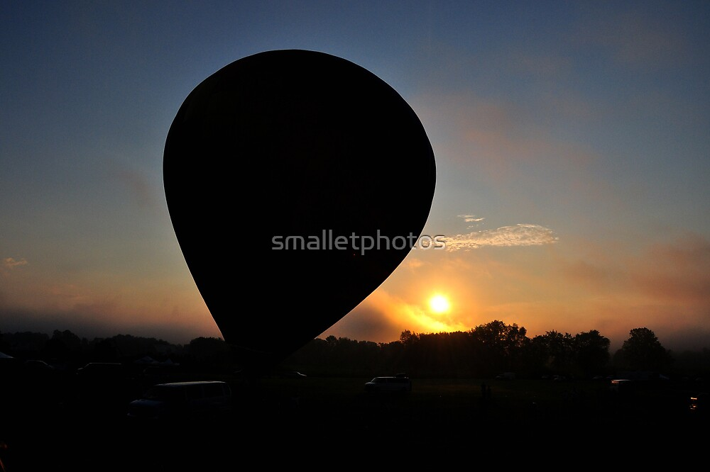BALLOONER Eclipse Rising by smalletphotos