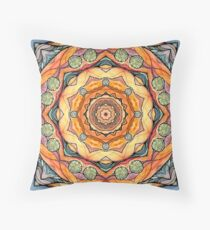 Mandala #30 Throw Pillow