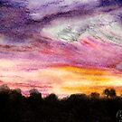 The Lord's Masterpiece - A Sunset, series 1 of 10 by Blended