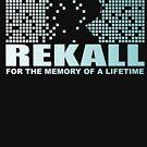 Rekall - Für die Erinnerung an ein Leben von McPod