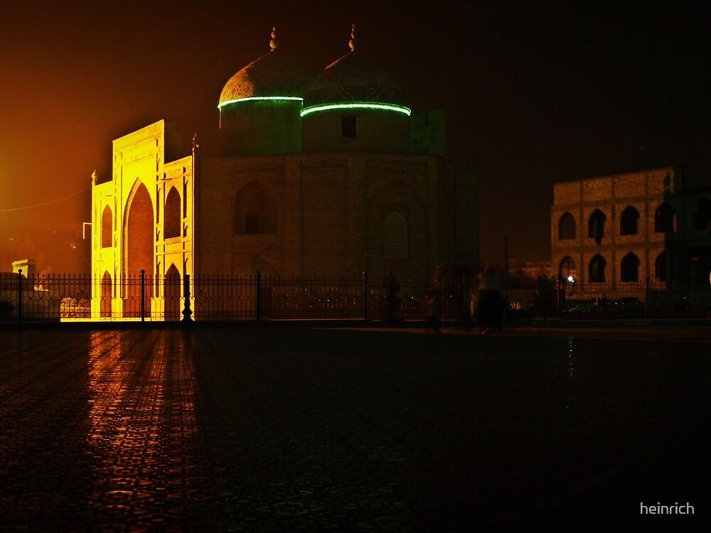 Night in Khujand by heinrich