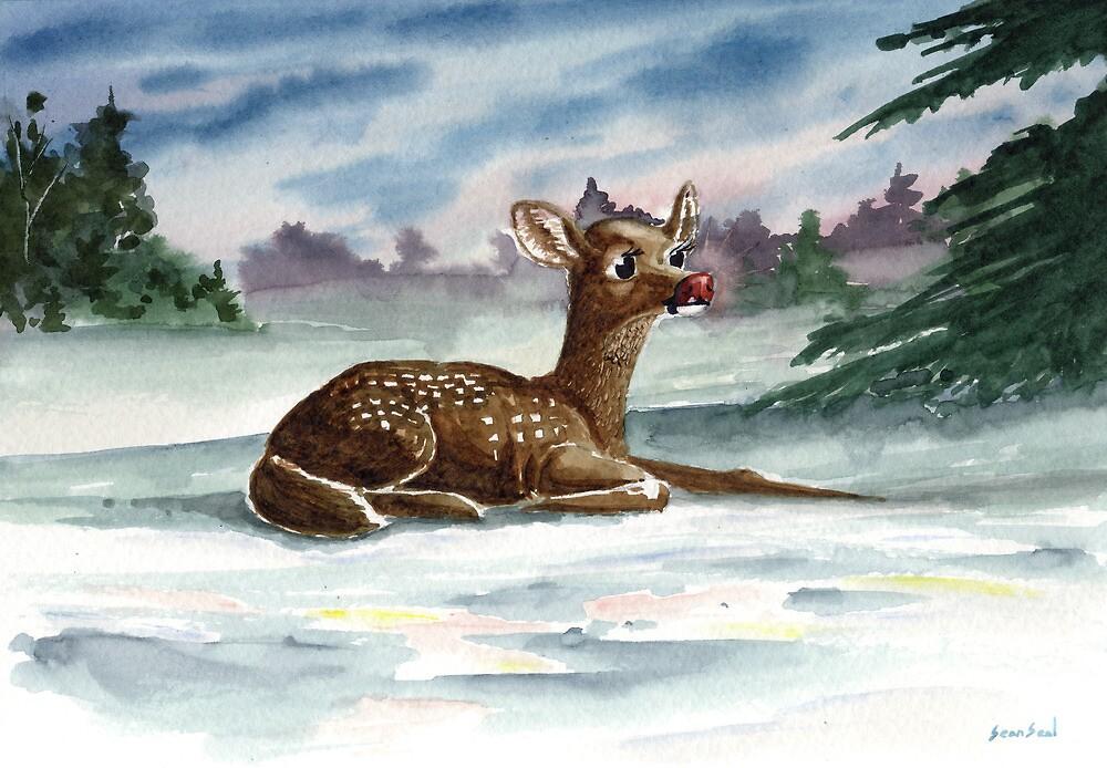 Rudolf by Sean Seal