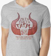Zeta Theta FATAL - Tiefling Sorority T-Shirt
