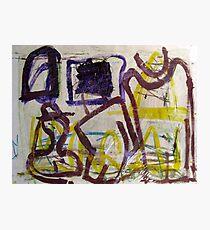 Sit Com Photographic Print