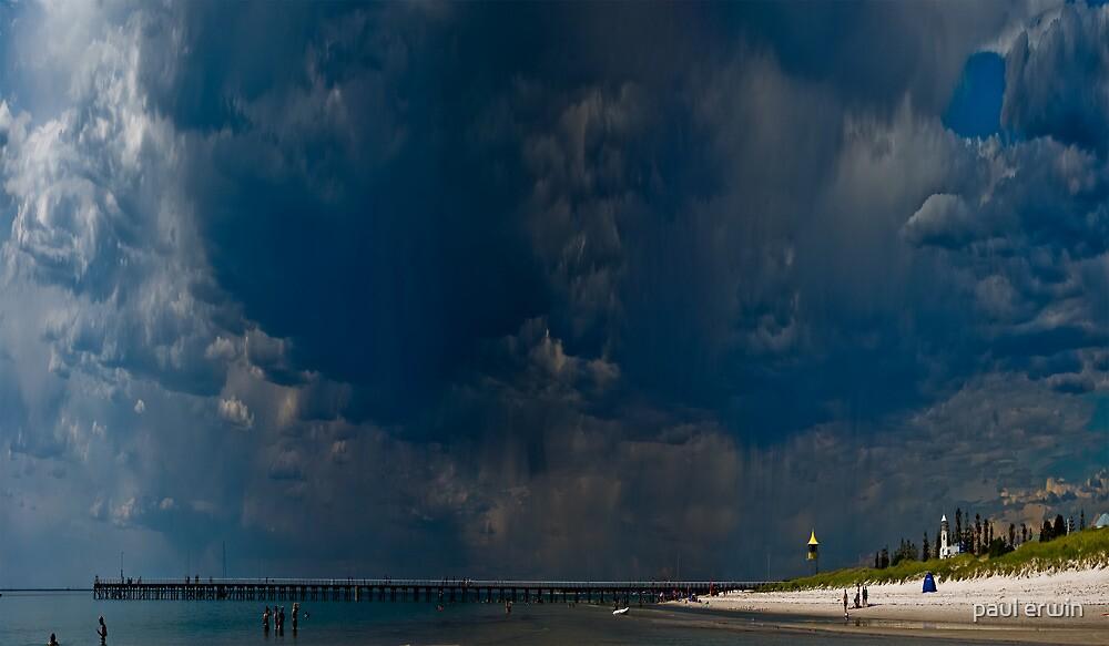storm warning  by paul erwin