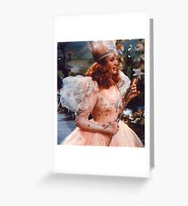 Glinda The Good Witch Greeting Card
