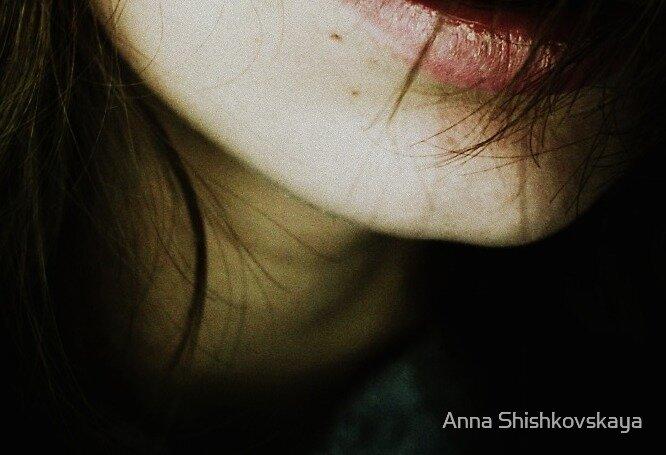 lip by Anna Shishkovskaya