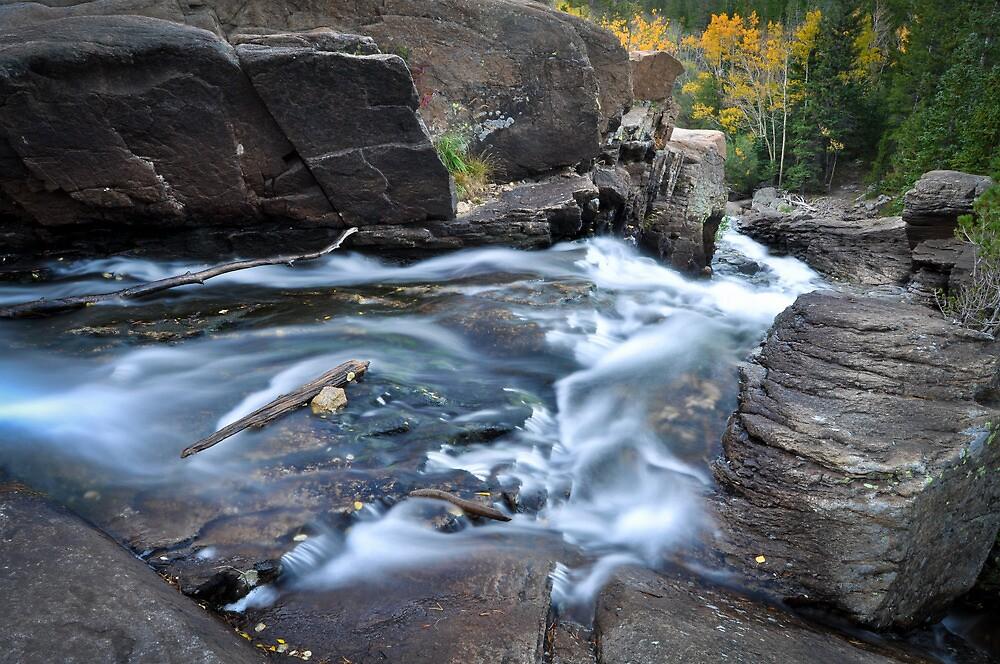 Autumn Blur by ShotByAWolf