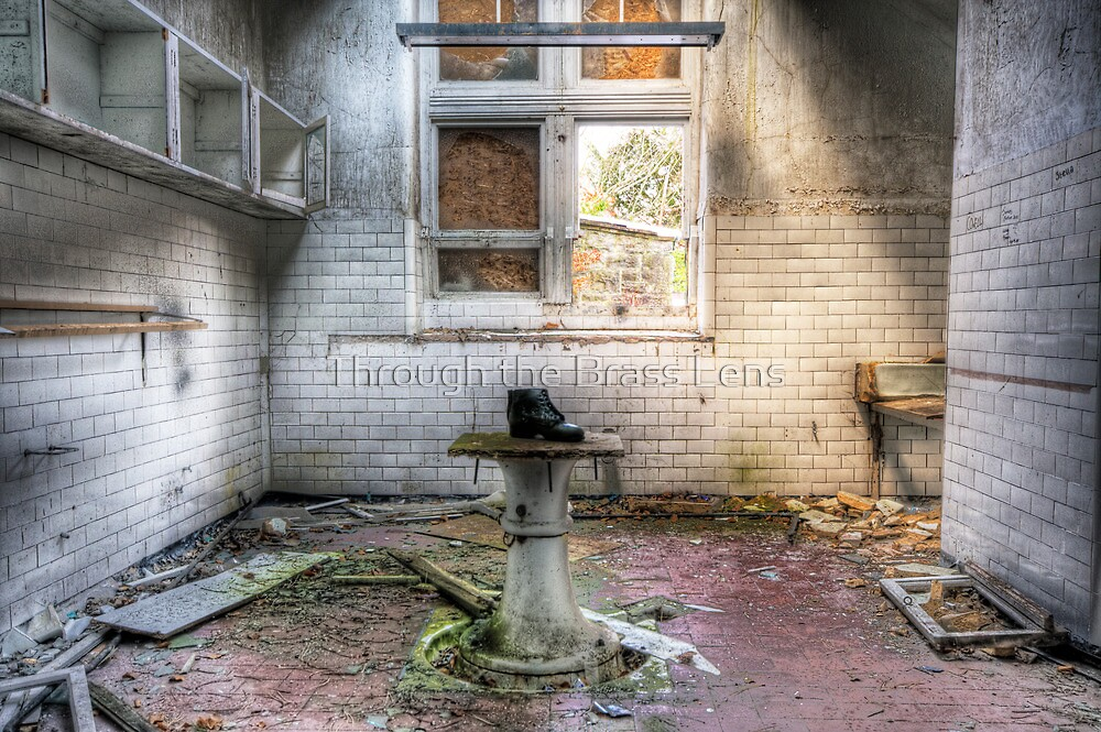 The Morgue by Through the Brass Lens
