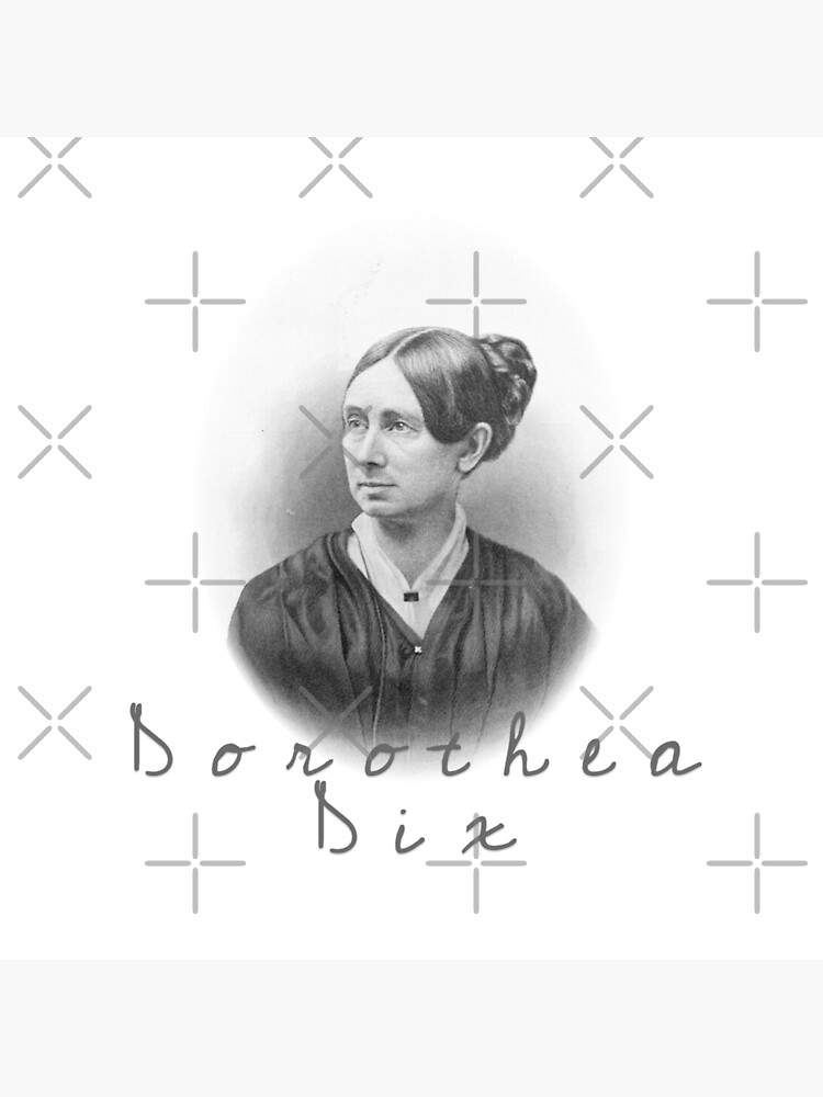 Dorothea Dix by GhostlyWorld