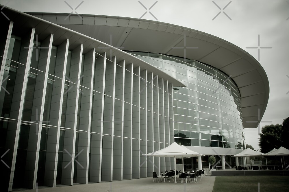 Adelaide Buildings - Convention Centre by Clintpix