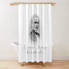 Thomas Story Kirkbride Shower Curtain