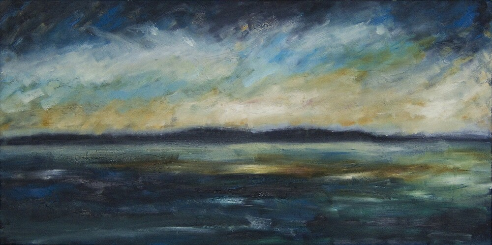 Impression of the Sea by KarenFoster