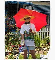 """""""Constant Gardener"""" Poster"""