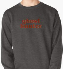 Retro 80s Ghost Hunter Pullover Sweatshirt
