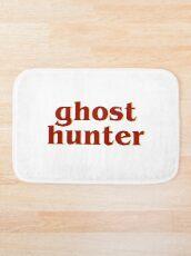 Retro 80s Ghost Hunter Bath Mat