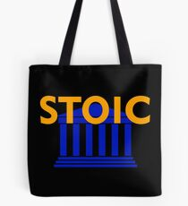 Stoic - Stay Stoic - Find Freedom Tote Bag