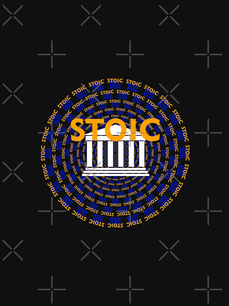 Stoic - Keep Stoic - Seek Happiness by StoicMagic