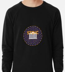 Stoic - Keep Stoic - Seek Happiness Lightweight Sweatshirt