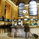 Ghosts of Grand Central Station NYC by MikeJagendorf