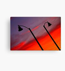 Ring-a-Ding Ding Canvas Print