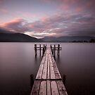 Lake Te Anau by Andrew Bradsworth