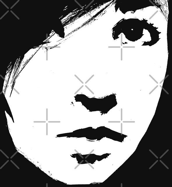 Girl #8 by matthewdunnart
