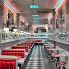 Remembering Hungry Jacks in Neon ( 1 ) by Larry Davis
