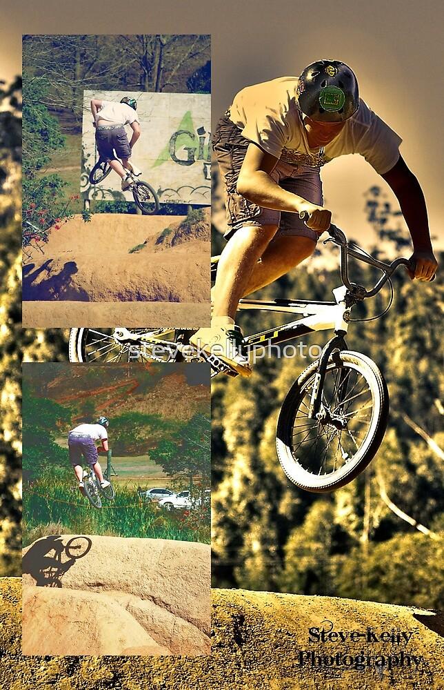 BMX by stevekellyphoto